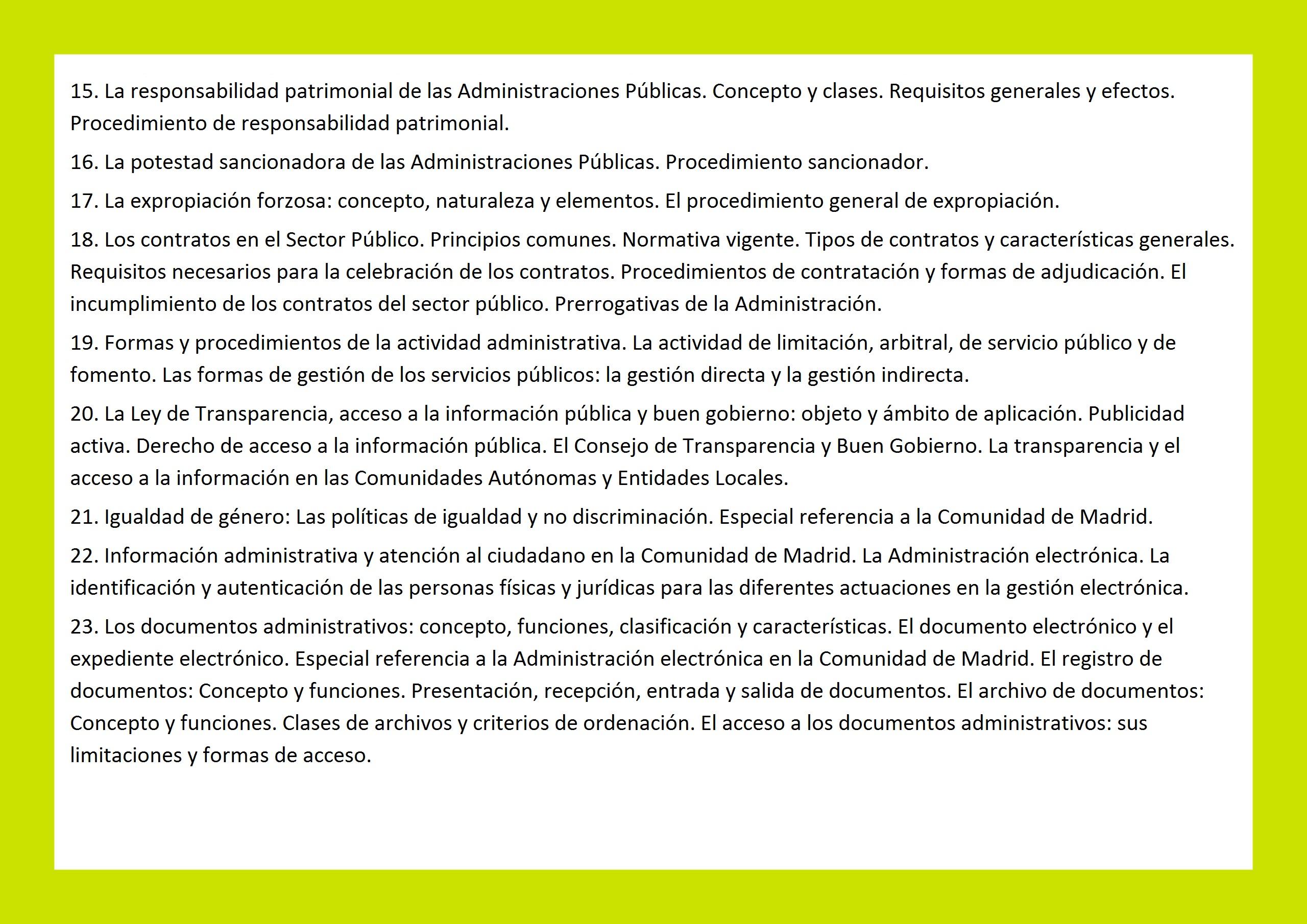 oposicion auxiliar administrativo del estado